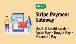 EasyStripe Basic :: ApplePay :: SCA-ready :: 3D ..