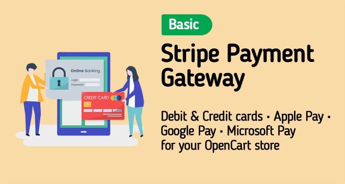 EasyStripe Basic :: ApplePay :: SCA-ready :: 3D Secure