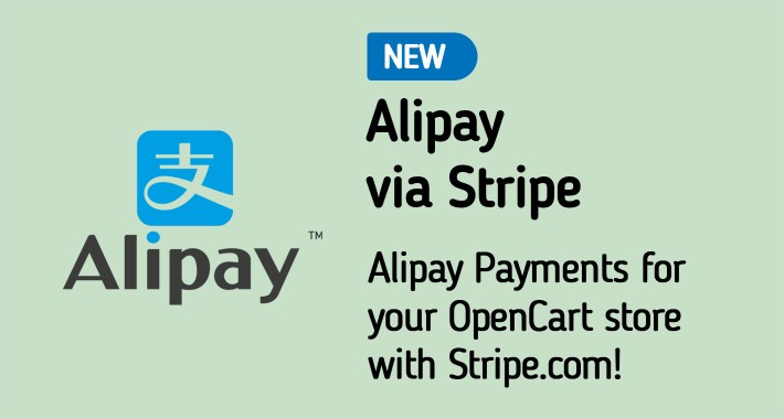 Alipay Payment Gateway with Stripe