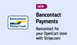 Bancontact Payment Gateway with Stripe