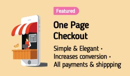 One Page Checkout :: Elegant & Simple