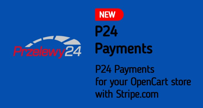 Przelewy24 (P24) Payment Gateway with Stripe