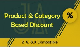 Product & Category Based Discount