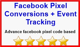 Facebook Pixel Conversions + Event Tracking