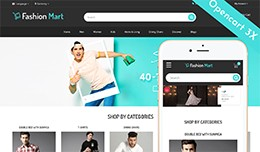 Fashion mart multipurpose theme