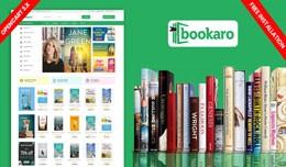 Bookaro Responsive Opencart Theme