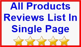 All Products Reviews List In Single Page
