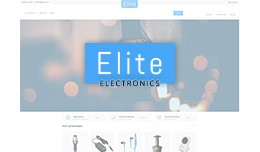 Elite - Electronics Responsive Multipurpose Open..