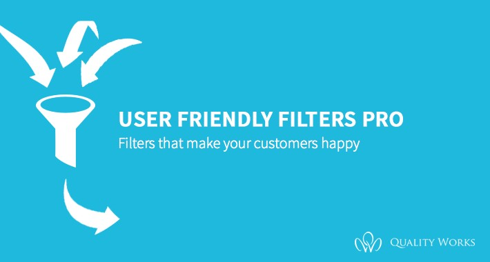 User friendly filters PRO [OCmod]