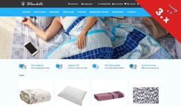 Blankets - Bedding, Pillows, Beauty - Responsive..