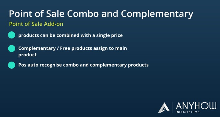 POS Combo And Complementary