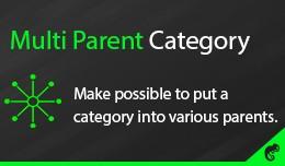 Multi Parent Category