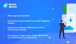 Boostspeed - Speed & SEO (Cache, Minify js &..
