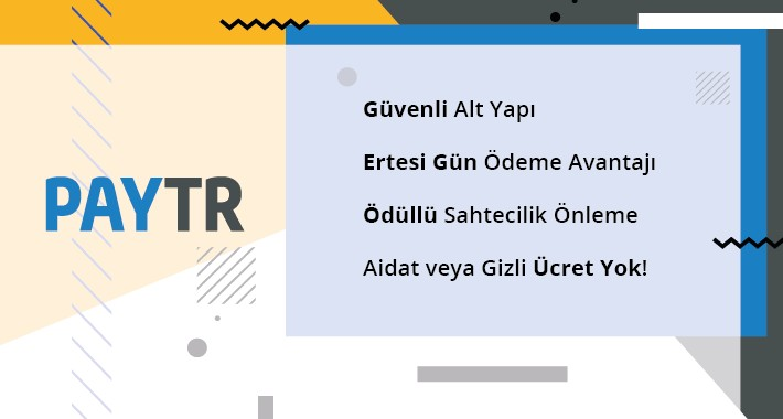 PayTR Sanal POS - iFrame API