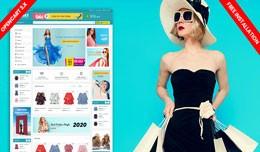 Swagat Fashion Responsive Opencart 3 Theme