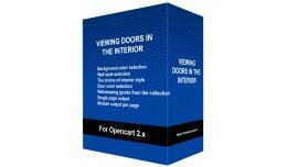 View doors in Interior Opencart 2.x