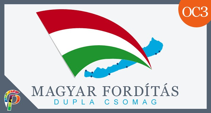 Magyar nyelvi csomag - Hungarian Language Pack (Opencart 3)