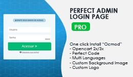 Perfect Admin Login Pro