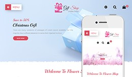 Gift & Flowers - OpenCart 3 Multi-Purpose Th..