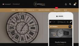Watch Store - OpenCart 3 Multi-Purpose Theme