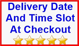 Delivery Date And Time Slot At Checkout