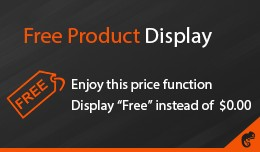 Free Product Display