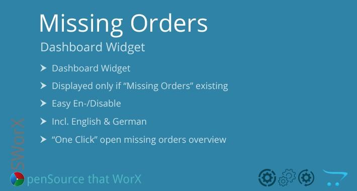 Admin Dashboard Missing Orders