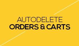 Autodelete Orders & Carts