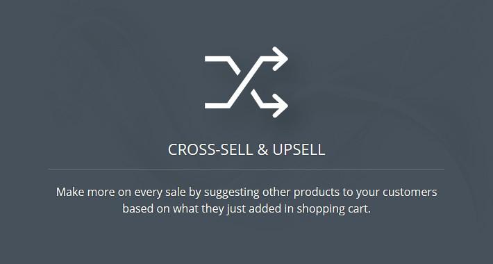 CROSS-SELL & UPSELL
