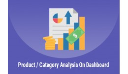 Admin Dashboard - Product / Category analysis