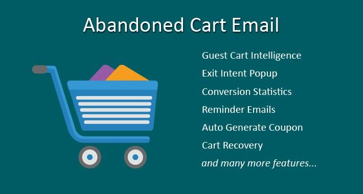 Abandoned Cart Email PRO