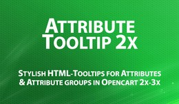 Attribute Tooltip - Tooltips for Attributes in O..