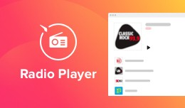 Radio Player for OpenCart