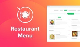 Restaurant Menu for OpenCart