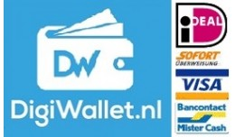 DigiWallet Payments for iDeal, Bancontact, Sofor..