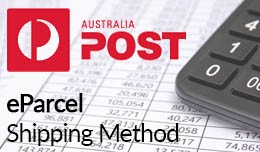 eParcel Shipping Method