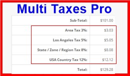 Multi Taxes Pro