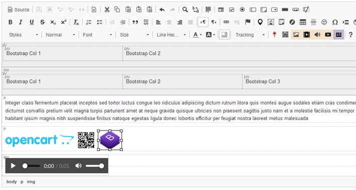 CKEditor Full v.4.16.0 (Replace for Summernote)
