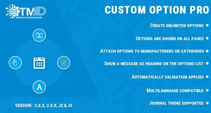 Custom Option Pro