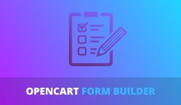 OpenCart Form Builder module - create forms easy..