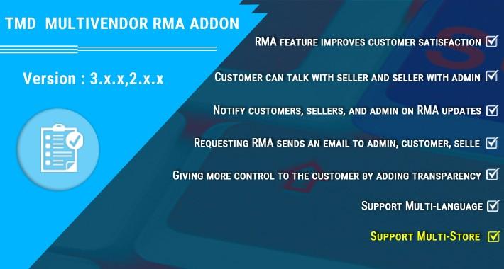 Multivendor RMA Addon