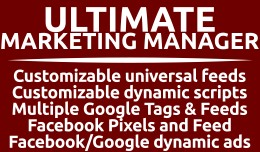 BLACK FRIDAY -20$ Ultimate Marketing Manager (Fe..