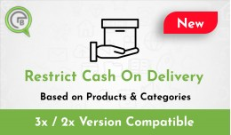 Restrict Cash on Delivery Based on Products