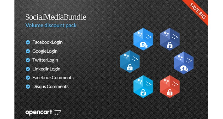 Social Media Bundle - Social 8-in-1 Conversion Booster Pack