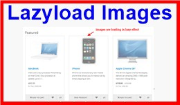 Lazyload Images