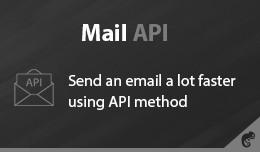 Mail API