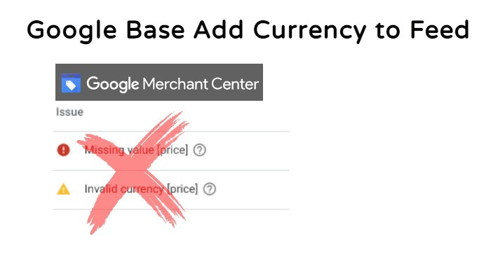 Google Base Add Currency