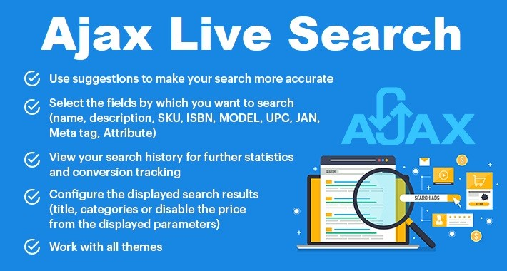 Ajax Live Search - Smart, Responsive, Auto-Complete, Suggestion