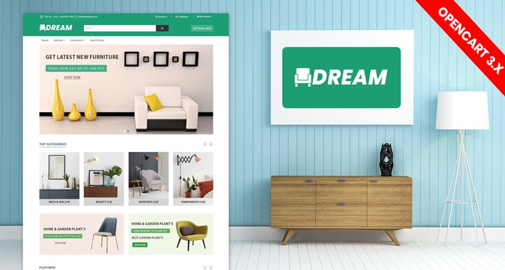 Dream Furniture And Home Decoration (Free Installation)