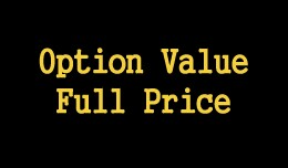 Option Value Full Price